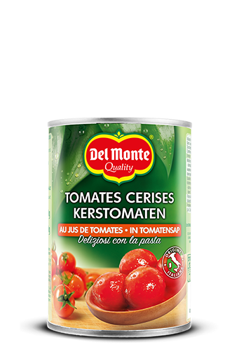 Cherry Tomatoes in Tomato Juice